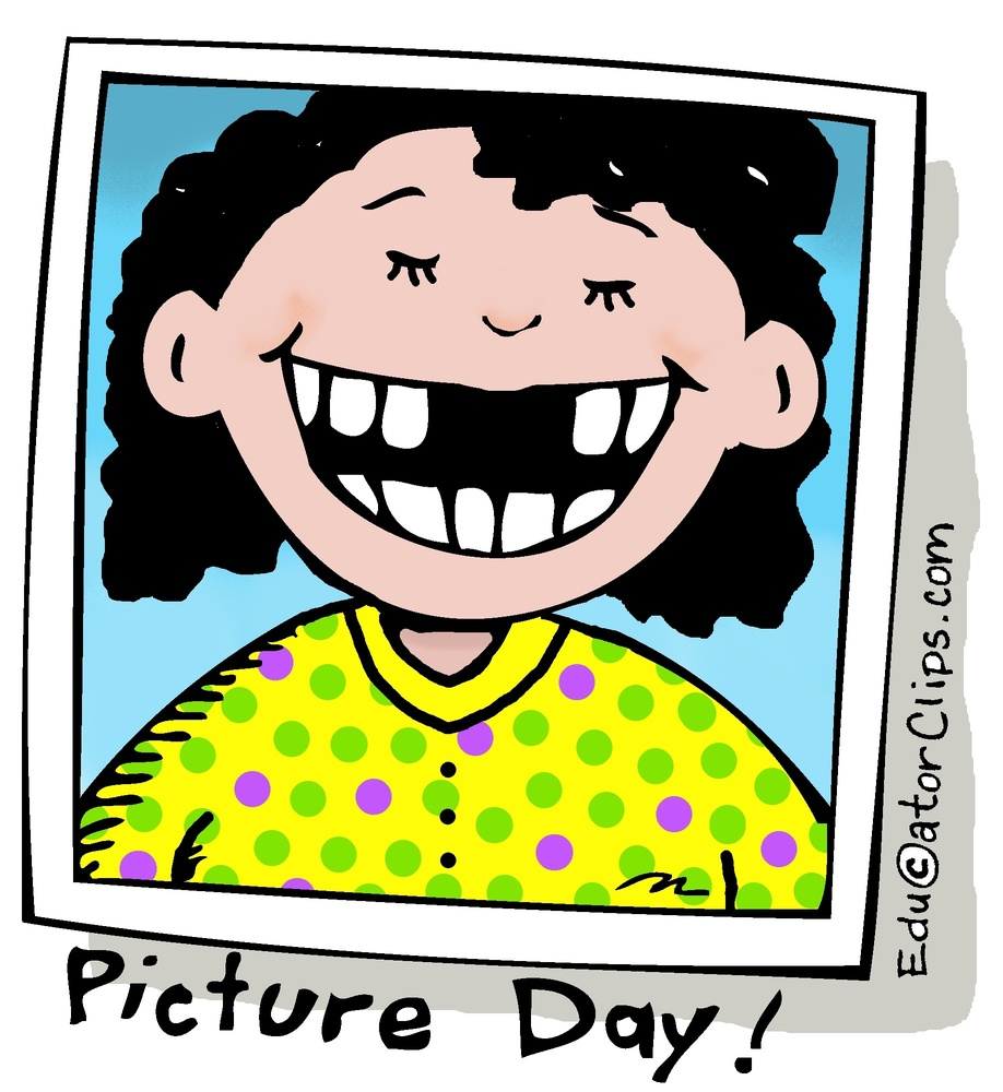 FCS School Picture Day Monday, October 19th